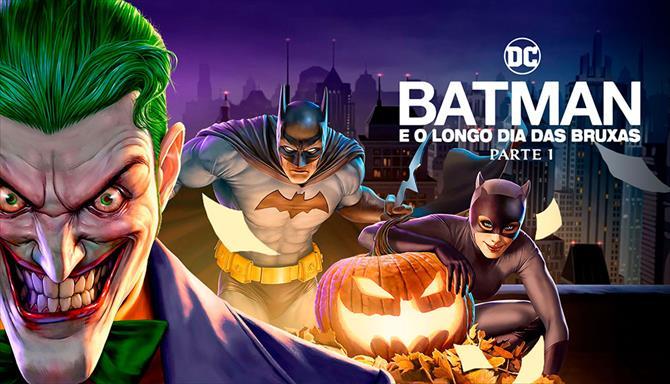 Batman e o Longo Dia das Bruxas - Parte 1