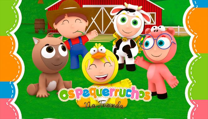 Os Pequerruchos - Na Fazenda