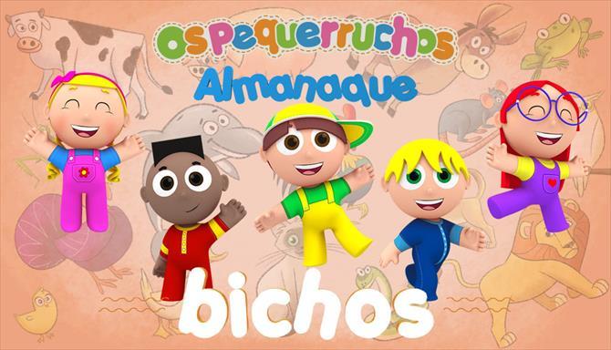 Almanaque dos Pequerruchos - Bichos