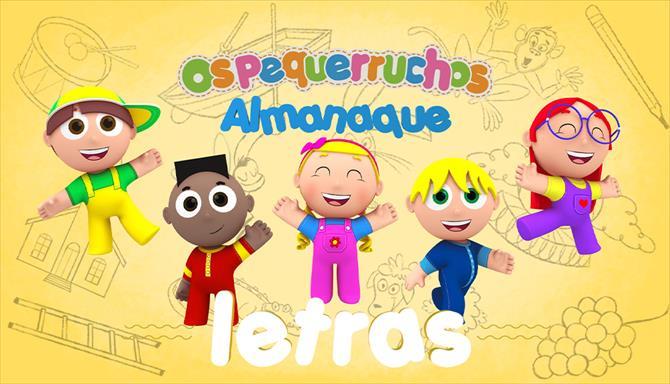 Almanaque dos Pequerruchos - Letras