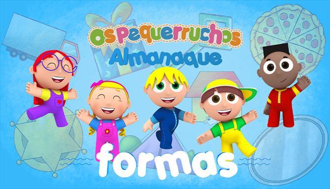Almanaque dos Pequerruchos - Formas
