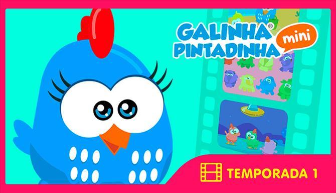 Galinha Pintadinha Mini - Volume 1