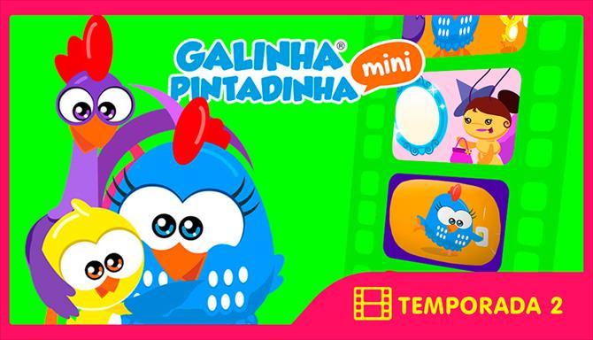 Galinha Pintadinha Mini - Volume 2
