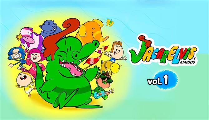 Jacarelvis - Volume 1
