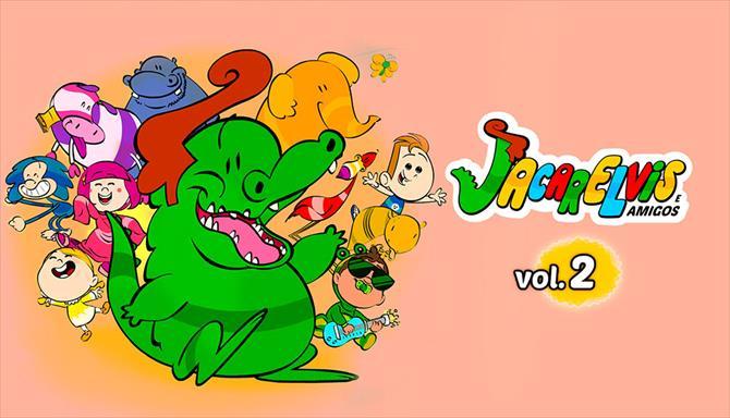 Jacarelvis - Volume 2