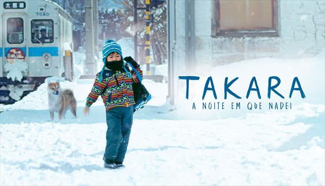 Takara - A Noite em que Nadei