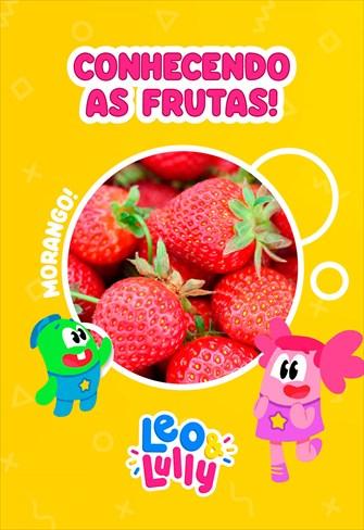 Leo & Lully - Conhecendo as Frutas