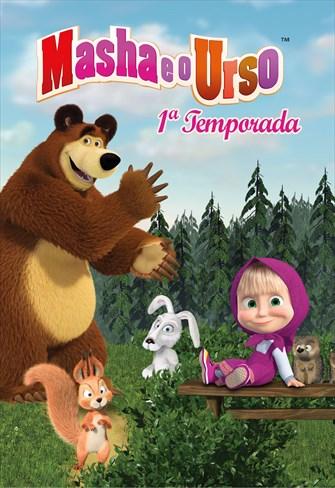 Masha e o Urso - 1ª Temporada
