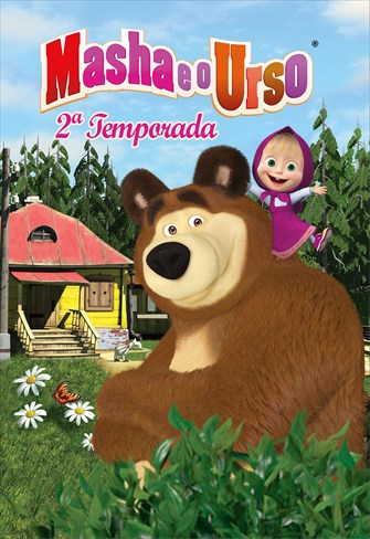 Masha e o Urso - 2ª Temporada