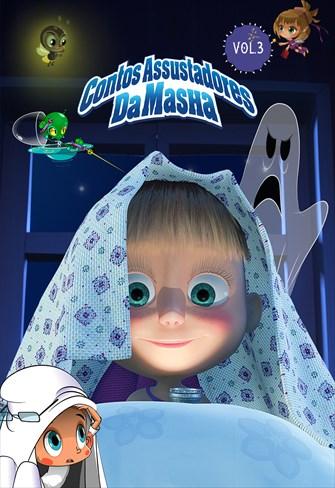 Contos Assustadores da Masha - Volume 3