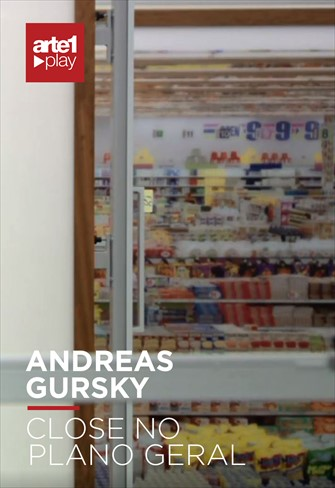 Andreas Gursky: Close no Plano Geral