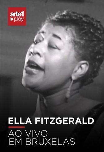 Ella Fitzgerald Ao Vivo Em Bruxelas
