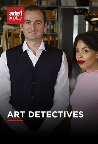 ART DETECTIVES - T01