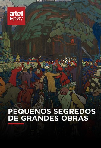 PEQUENOS SEGREDOS DE GRANDES OBRAS - T01