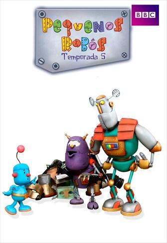 Pequenos Robôs - 5ª Temporada