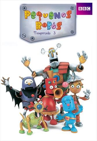 Pequenos Robôs - 3ª Temporada