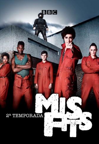 Misfits - 2ª Temporada