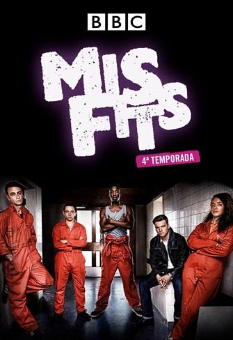 Misfits - 4ª Temporada