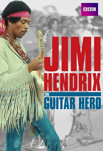 Jimi Hendrix - The Guitar Hero