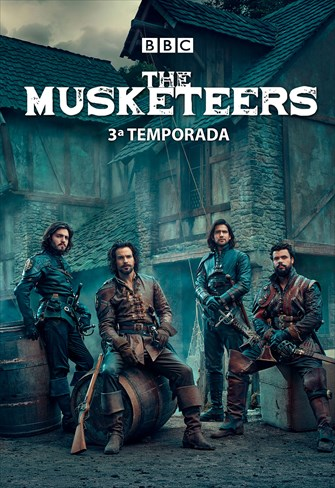 The Musketeers - 3ª Temporada