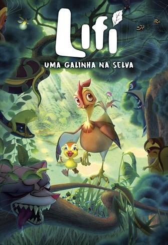 Lifi - Uma Galinha na Selva