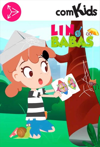 Lin e Babas - Zentarantum, a Aranha