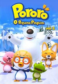 Pororo - O Pequeno Pinguim - Volume 3