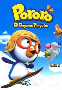 Pororo - O Pequeno Pinguim - Volume 5