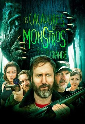 Os Caçadores de Monstros e o Pé Grande