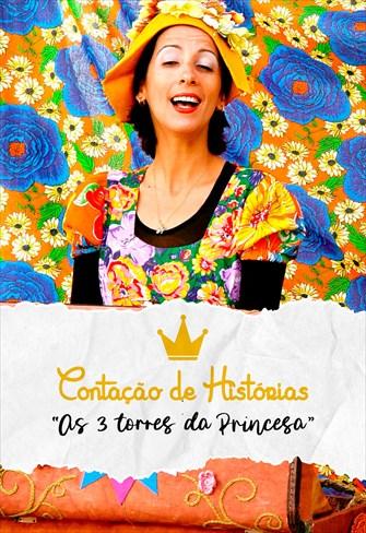 Contação de Histórias - As 3 Torres da Princesa
