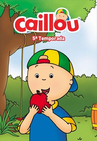 Caillou - 5ª Temporada