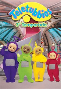 Teletubbies - 3ª Temporada
