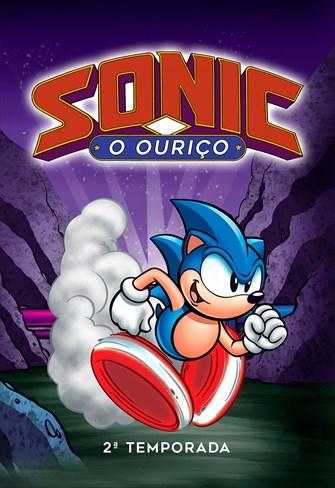 Sonic - O Ouriço - 2ª Temporada