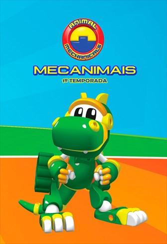 Mecanimais - 1ª Temporada