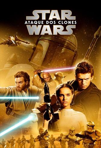 Star Wars, Episódio II - Ataque dos Clones