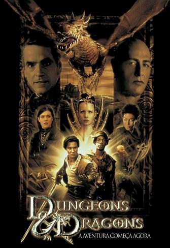 Dungeons e Dragons - A Aventura Começa Agora