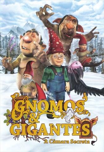 Gnomos e Gigantes - A Câmara Secreta