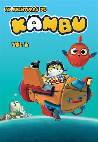 As Aventuras de Kambu - Volume 3