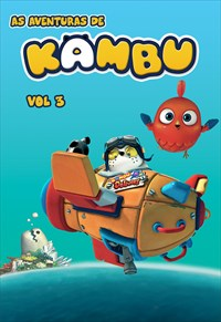 As Aventuras de Kambu - Volume 3