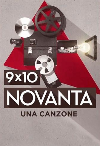 Una Canzone (9x10 Novanta)