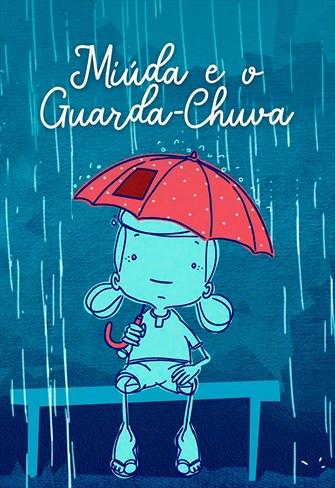 Miúda e o Guarda-chuva