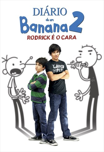 Diário de Um Banana 2 - Rodrick é o Cara!