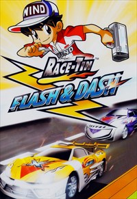 Race-Tin - Flash e Dash - 1ª Temporada