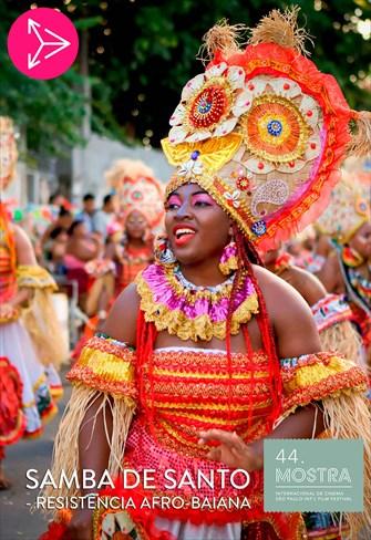 Samba de Santo - Resistência Afro-Baiana