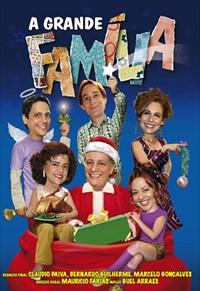 O Natal de a Grande Família