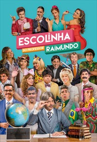 Escolinha do Professor Raimundo - Turma de 2015