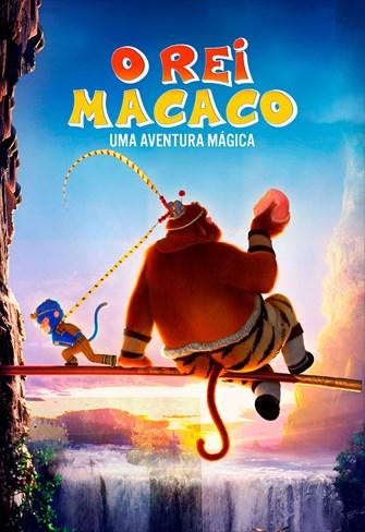 O Rei Macaco - Uma Aventura Mágica