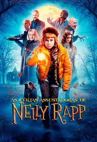 As Férias Assustadoras de Nelly Rapp