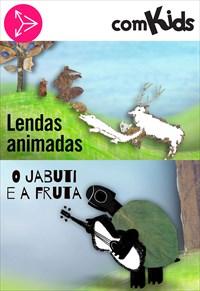 Lendas animadas - Ep. O Jabuti e a Fruta