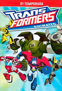 Transformers Animated - 2ª Temporada